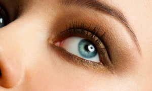 Salon 15: High Definition Eyebrows with Optional Eyelash Tint at Salon 15 (Up to 56% Off)