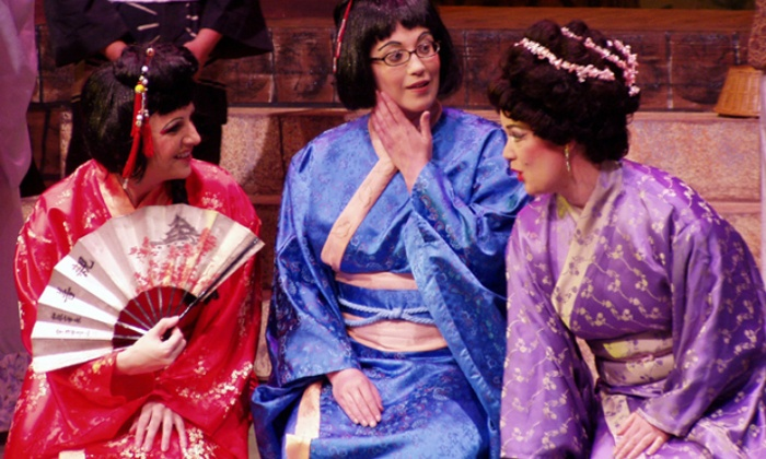 "the mikado - Elaine Wolf Theater: ""The Mikado"" at Elaine Wolf Theater on May 30–June 7 (Up to 20% Off)"