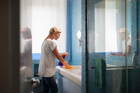 All Done Cleaning Services, LLC: Two Hours of Cleaning Services from All Done Cleaning Services, LLC (66% Off)