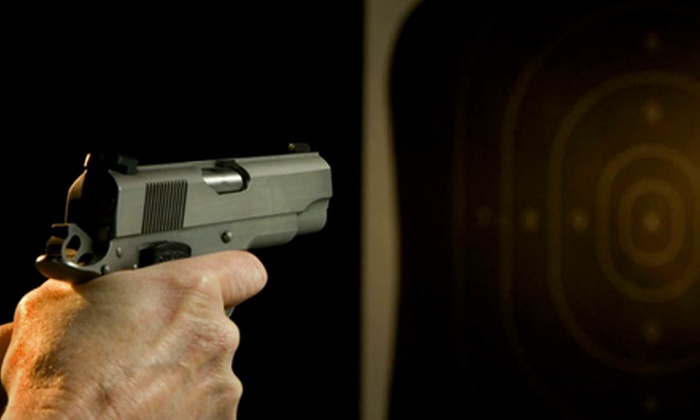 Protection First CCW - Southfield: $75 for an Eight-Hour Concealed-Pistol Class at Protection First CCW (Up to $150 Value)