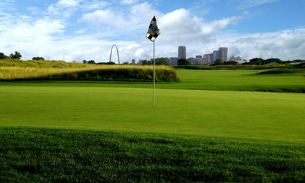 18-Hole Round of Golf for Two or Four with Cart and Range Balls at Gateway National Golf Links (Up to 60% Off)