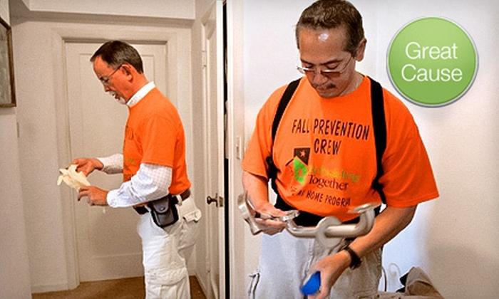 Rebuilding Together Sacramento - Sacramento: If Eight People Donate $11, Then Rebuilding Together Sacramento Can Install Energy-Efficient Home Upgrades for a Low-Income Household