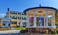 GROUPON: 2-Night Stay at 19th-Century New Hampshire B&B Inn by the Bandstand
