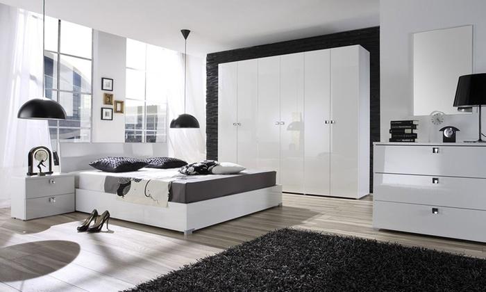Camera da letto completa groupon goods for Groupon shopping arredamento
