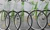 45% Off Bicycle Rental