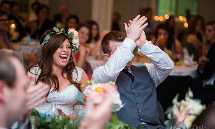 Shea McGrath Photography - Arvada: 60-Minute Wedding Photography Package from Shea McGrath Photography (70% Off)
