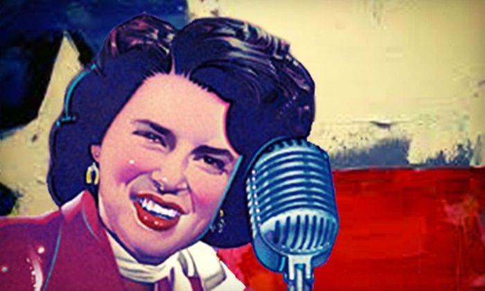 """A Closer Walk with Patsy Cline"" - Cameo Theatre: ""A Closer Walk with Patsy Cline"" for Two at Cameo Theatre on August 2–25 (Up to $72 Value)"