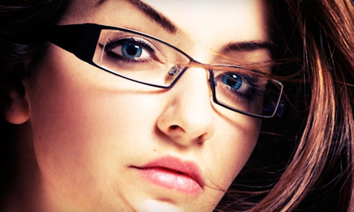 Derickson Vision Consultants - Secret Cove: $59 for Eye Exam and $175 Worth of Frames at Derickson Vision Consultants (Up to $300 Value)
