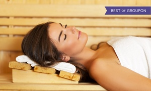 A to Zen: 60- or 90-Minute Spa Package with Choice of Services at A to Zen (Up to 44% Off)