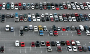 Park & Jet: 5, 7, or 10 Consecutive Days of Philadelphia International Airport Parking at Park & Jet (Up to 46% Off)