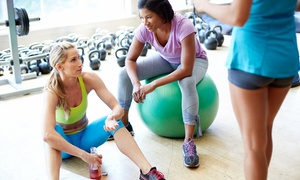 Anytime Fitness: One- or Three-Month Unlimited Membership at Anytime Fitness (Up to 74% Off)
