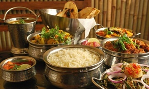 Indian Cuisine: Up to 40% Off Indian Meals at Indian Cuisine