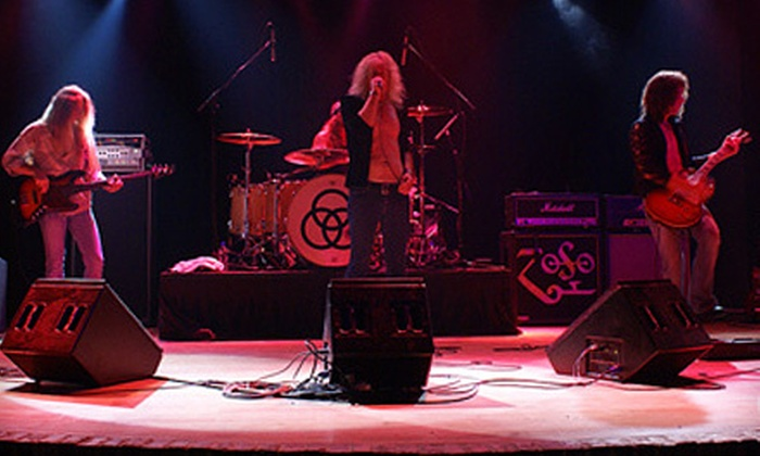 Zoso - The Ultimate Led Zeppelin Experience - Akron Civic Theatre: $7 for Zoso – The Ultimate Led Zeppelin Experience at Akron Civic Theatre on Saturday, February 9, at 8 p.m. ($15 Value)