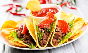 El Potro Mexican Restaurant: $12 for $20 Worth of Tacos, Burritos, and Enchiladas at El Potro Mexican Restaurant
