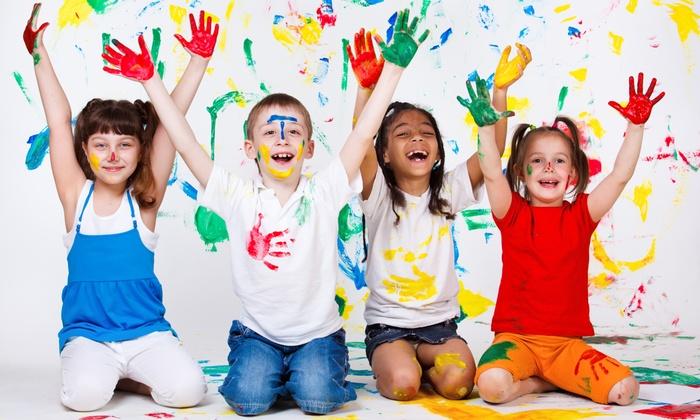 Artology at Corks & Brushes - Near West Side: Children's After-School Art Class or Six-Week Studio Art Program at Artology at Corks & Brushes (Up to 52% Off)