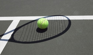 AMP Tennis: Three 60-Minute Tennis Lessons for One or Two at AMP Tennis (Up to 54% Off)