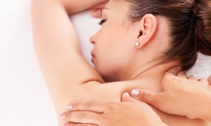 Massage by Jeannette: $119 for Three 50-Minute Massages at Massage by Jeannette ($240 Value)
