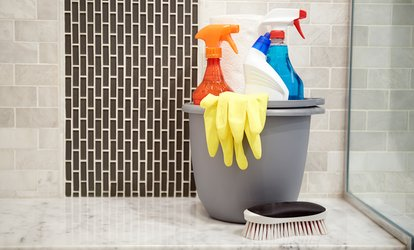 Up to 54% Off Cleaning Services
