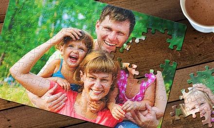 1 o 2 puzzles de madera con imagen personalizable con Printerpix (hasta 88% de descuento)