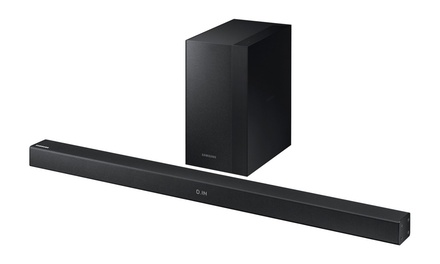 Samsung HWM360 2.1ch Curved Soundbar System with Wireless Subwoofer With Free Delivery