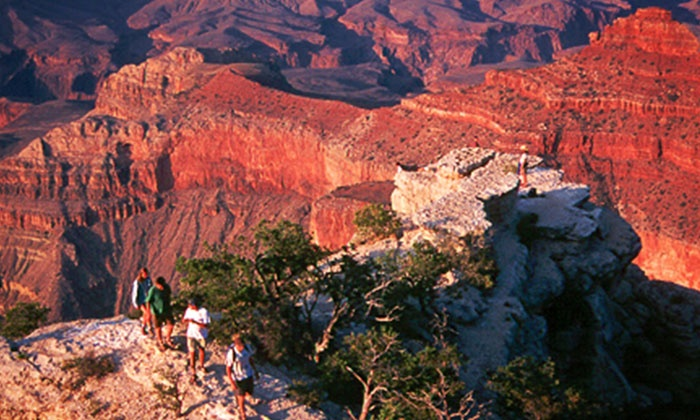 Arizona Tour & Travel - Camelback East: All-Day Grand Canyon Tour for Two, Four, or Six from Arizona Tour & Travel (Up to 51% Off)