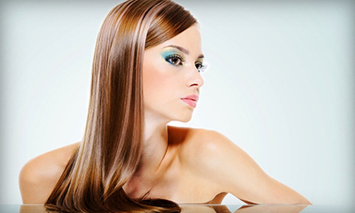 New Hair Concept - Parkside: $79 for an Organic Keratin Treatment at New Hair Concept ($200 Value)