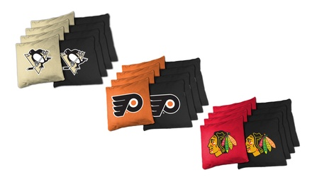 NHL 8-Piece Extra-Large Bean Bag Set