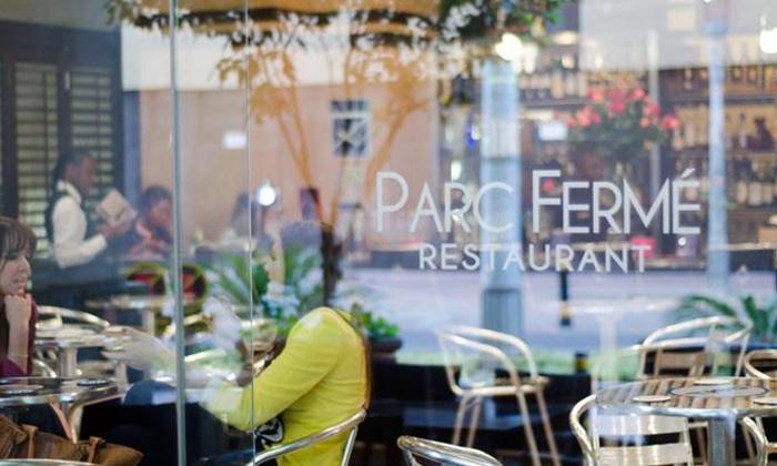 Parc Fermé - Parc Fermé: Prepare For Winter: Five Course Set Menu at Parc Fermé