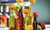 Glass Bottles For Gardens (6-Pack): Glass Bottles For Gardens (6-Pack)