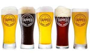 Tapped: The Ultimate Beer Festival: TAPPED: The Ultimate Craft Beer Festival on Saturday, November 5