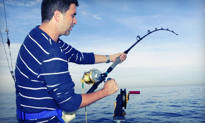 Starlight Fleet - The Starlight Fleet: Four-Hour Fishing Trip with Rod, Reel, and Bait for One or Two from Starlight Fleet (Up to 51% Off)