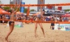 Players Sport & Social Group - North Avenue Beach: Beach Slap Party on June 6 from Players Sport & Social Group (Up to 56% Off). Five Options Available.