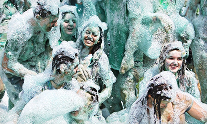 Bubble Palooza - Belleview: $19 for One Entry at Bubble Palooza (Up to $47 Value)