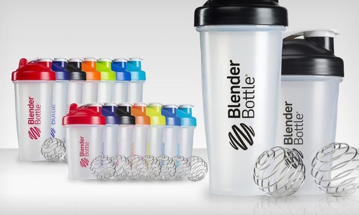 Blender Bottle Classic 2-Pack: Blender Bottle Classic 2-Pack. Multiple Colors Available.