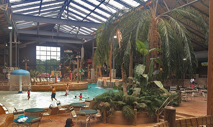 H2Oooohh!  Indoor WaterPark - Lake Harmony, Pennsylvania: Indoor Water-Park Admission for One at H2Oooohh! Indoor WaterPark at Split Rock Resort (Up to 50% Off)
