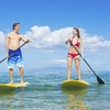 Up to 58% Off Standup-Paddleboarding Lessons