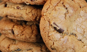 Main Street Cookie Company: $28 for a Two-Punch Card, with Each Punch Good for 12 Cookies at Main Street Cookie Company ($48 Value)
