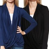 Women's Criss-Cross Cardigan (3-Pack)
