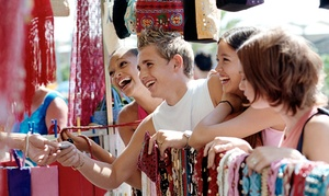 New Mexico Arts & Crafts Fair: $12 for One-Day Admission for Four to New Mexico Arts & Crafts Fair on June 26, 27, or 28 ($24 Value)