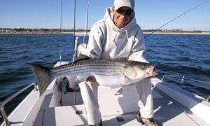 Pierpoint Landing: $27for a Half-Day Fishing Trip from Pierpoint Landing ($45Value)