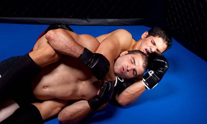 Fury Combat - Gravesend: One or Two Months of Unlimited MMA and Self-Defense Classes at Fury Combat (Up to 75% Off)