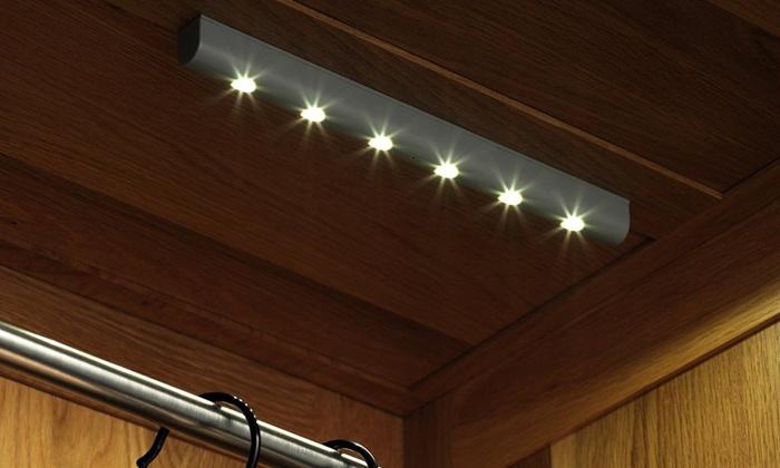 Licht En Bewegingssensor : Led lamp met bewegingssensor groupon goods