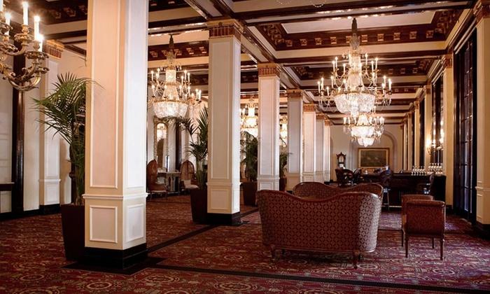 The St Anthony Riverwalk Wyndham Hotel Groupon