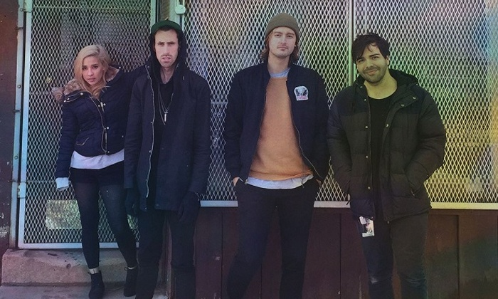 KXFest w/ The Colourist, Open Air Stereo, FMLYBND, Freedom Fry, The Diamond Light - House of Blues Anaheim: KXFest featuring The Colourist and Open Air Stereo on Saturday, September 26 at 7:45 p.m.