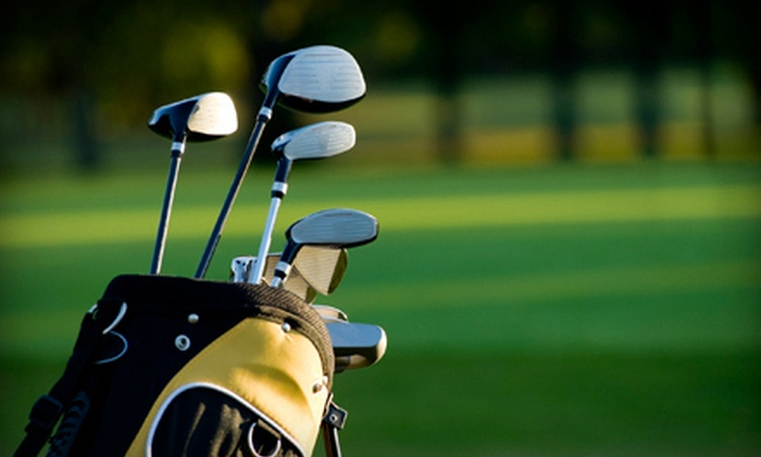 Red Wing Golf Club - Red Wing: $49 for an 18-Hole Round of Golf for Two with Cart  Rental at Red Wing Golf Club (Up to $118 Value)