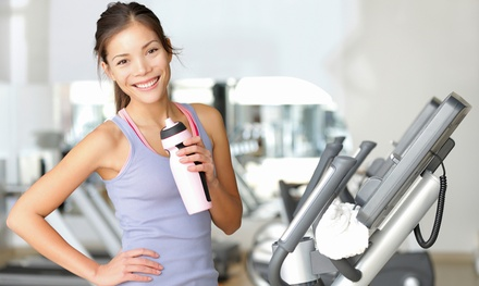 12-Week Fitness Challenge for One or Two at The Club Health and Wellness (Up to 66% Off)