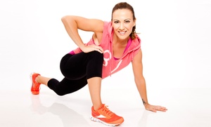 Body by Nat: Two or Four Group Personal-Training Sessions at Body by Nat (Up to 51% Off)