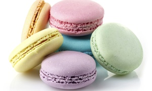 French'Encas: French Pastry or Macaron Class  for One, Two, or Four at French'Encas (Up to 59% Off)