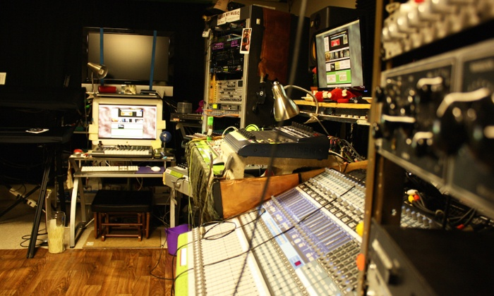 Jaxsn Music Recording Studio - Windsor Locks: $75 for a Two-Hour Block of Recording-Studio Time with CD and MP3 Conversion at Jaxsn Music ($150 Value)
