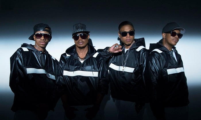 Jodeci - Tower Theatre: Jodeci at Tower Theatre on June 25 at 8 p.m. (Up to 45% Off)